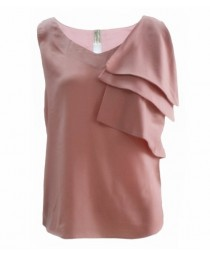 100%polyester ladies top