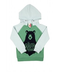 60%cotton/40%polyester CVC fleece hoodies