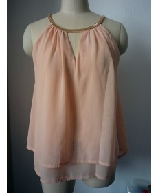 ladies chiffon top